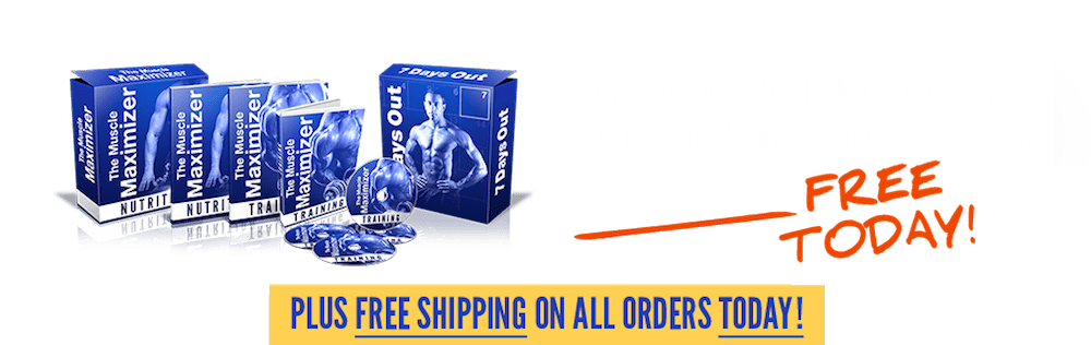 The Muscle Maximizer Nutrition & Training System